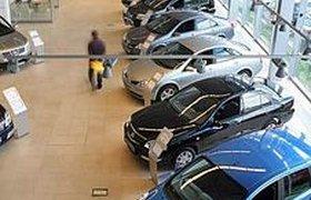 Продажи автомобилей в августе упали до минимума