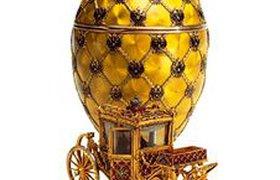 Фаберже впервые с 1917 года выпустил новые украшения