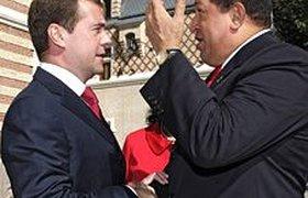 Венесуэла признала независимость Южной Осетии и Абхазии