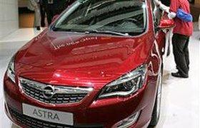 В России будут выпускать Opel Astra пятого поколения