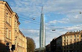 "Власти Петербурга разрешили построить башню ""Газпрома"""