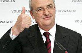 Volkswagen ожидает восстановления мирового авторынка в 2013 году