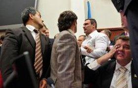 Виталий Кличко активно участвует в заседаниях киевского парламента
