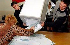 Мосгоризбирком готов пересчитать голоса на скандальных участках