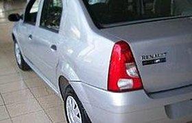 Renault Logan стал самой продаваемой иномаркой в России в октябре