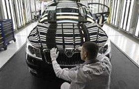 Автомобильные заводы на северо-западе работают всего на 15% мощности