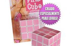Кубик Рубика для женщин