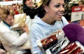 """""""Черная пятница"""": в США и Европе стартовали рождественские распродажи"""