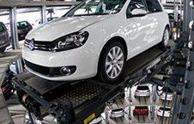 Автомобили Volkswagen с нового года подорожают