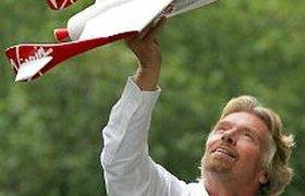 Virgin Galactic построил в США первый частный космолет для туристов