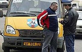Власти выдавливают из Москвы водителей-мигрантов