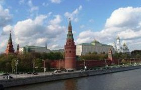 НЛО над Кремлем