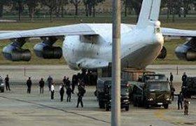 Оружие на задержанном в Бангкоке Ил-76 предназначалось Ирану