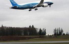 """""""Лайнер мечты"""" Boeing успешно совершил свой первый полет. Видео"""