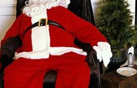 Санта-Клаусу приписали пропаганду ожирения