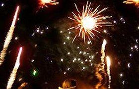 За фейерверки в новогоднюю ночь будут штрафовать