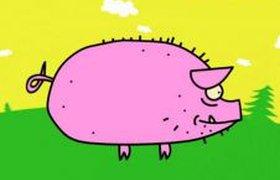 Мультик про свиной грипп