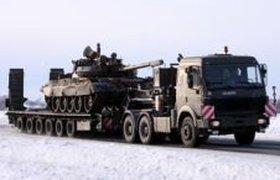 Эстония одолжила у Латвии российский танк, чтобы провести военные учения