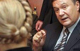 Суд приостановил решение украинского ЦИК о победе Януковича