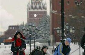 Москву на выходные засыплет снегом и подморозит