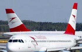 Россия угрожает заблокировать полеты Austrian Airlines