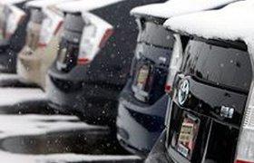 Россияне купили в феврале на треть меньше автомобилей