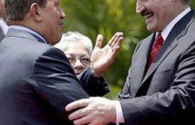 Лукашенко сбежал за нефтью от Путина к Чавесу
