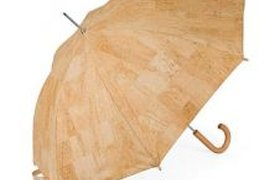 Зонтик из пробки