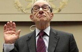 Алан Гринспен отрицает свою вину в кредитном кризисе