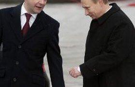 Раскрыты доходы Путина, Медведева и их подчиненных