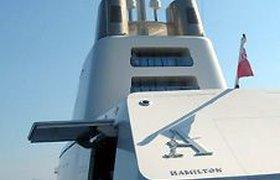 Яхту Абрамовича обошла по популярности яхта Мельниченко