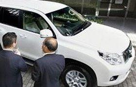 Toyota отзывает в России Lexus и Land Cruiser Prado