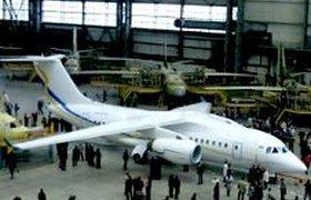 Украина создала конкурента Sukhoi SuperJet-100