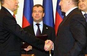 Россия арендовала базу в Севастополе за 10 лет скидок на газ