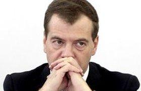 """Time включил Дмитрия Медведева в список """"самых невлиятельных"""" людей года"""
