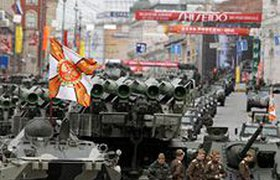 Россия покажет в День Победы новейшее вооружение