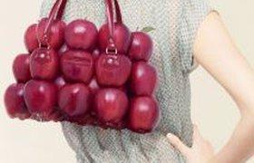 Яблочная сумка