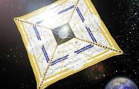 Космическая миссия японского солнечного паруса отложена из-за плохой погоды