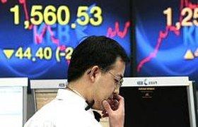 Корея и Испания запустили падение мировых фондовых рынков