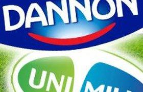 """Danone и """"Юнимилк"""" объединяют свой бизнес в России и СНГ"""
