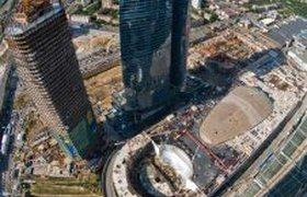 Лев Леваев откроет торговый центр в Москва-Сити