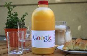 Сок от Google