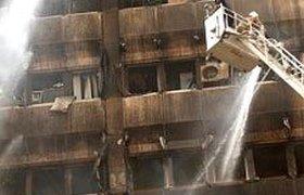 40 человек погибли при пожаре в иракской гостинице