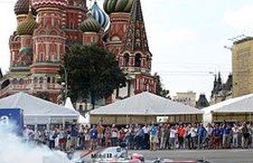"""Москва надеется провести Гран-при """"Формулы-1"""" в 2012"""