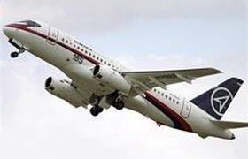 ГСС продала 30 самолетов SuperJet 100 в первый день авиасалона в Лондоне