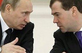У Медведева оказался словарный запас Путина