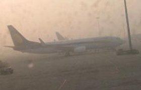 В Московских аэропортах начались задержки рейсов из-за плохой видимости