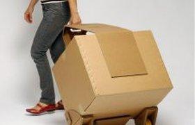 Сделай чемодан из любой коробки