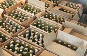 В Турции изъята партия контрафактного алкоголя с примесью мочи, сделанного для поставок в гостиницы