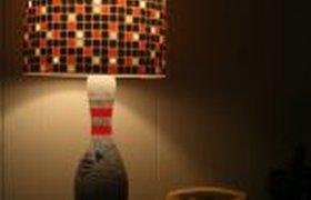 Лампа-кегля